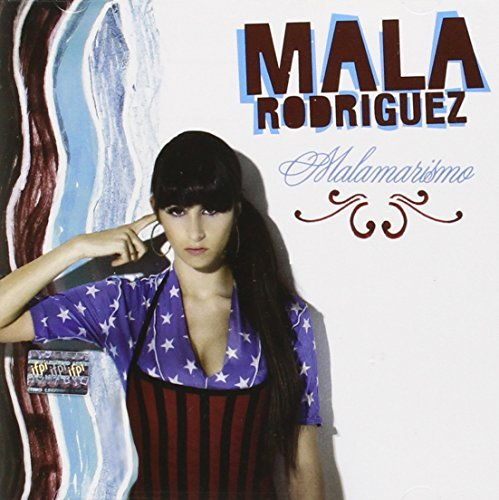 Mala Rodriguez Malamarisimo Enhanced CD