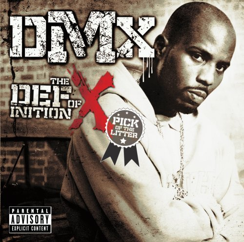 Dmx Definition Of X Pick Of The L Explicit Version Picture Disc 2 Lp Clear Plastic Sleeve