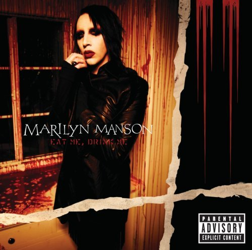 Marilyn Manson Eat Me Drink Me Import Arg Incl. Bonus Track