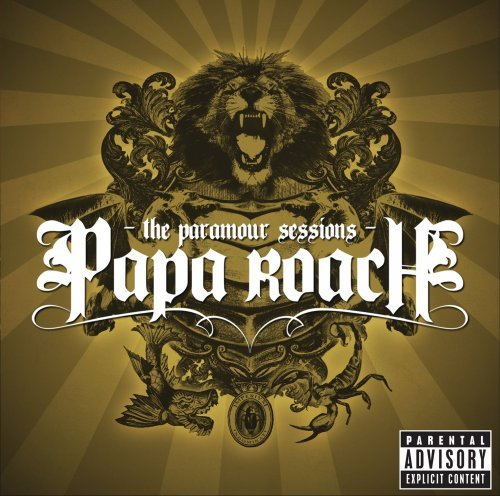 Papa Roach Paramour Sessions Explicit Version Deluxe Ed.