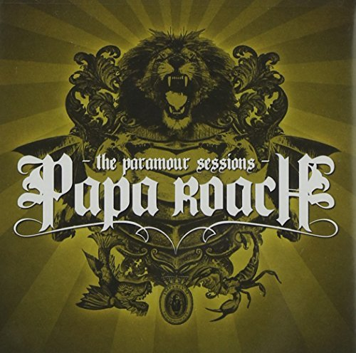 Papa Roach Paramour Sessions Clean Version Deluxe Ed.