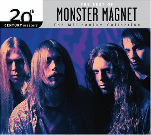 Monster Magnet Millennium Collection 20th Cen Ecopak Millennium Collection