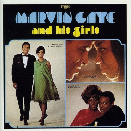 Marvin Gaye Marvin & His Girls