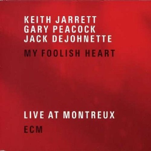 Jarrett Peacock Dejohnette My Foolish Heart 2 CD