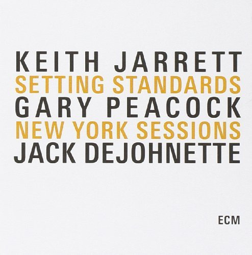 Jarrett Peacock Dejohnette Setting Standards 3 CD