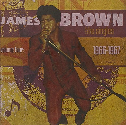 James Brown Vol. 4 Singles 1966 67 2 CD
