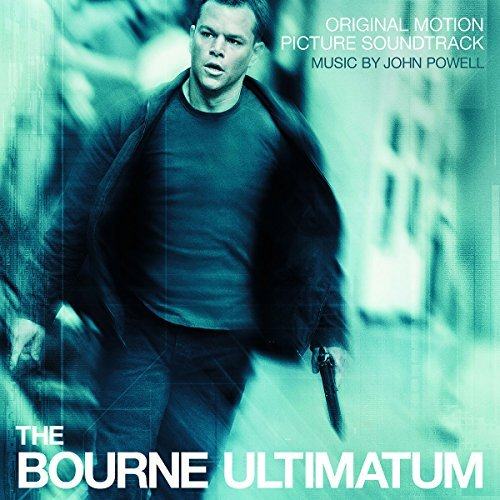Bourne Ultimatum Soundtrack Music By John Powell