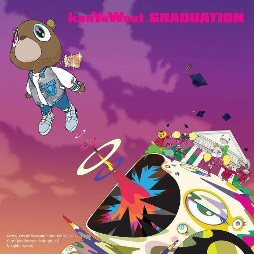 Kanye West Graduation Clean Version