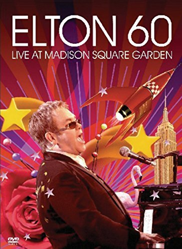 Elton John Elton 60 Live At Madison Squa 2 DVD