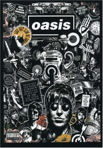 Oasis Lord Don't Slow Me Down Explicit Version 2 DVD