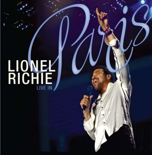 Richie Lionel Live In Paris Incl. Bonus DVD
