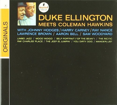 Ellington Hawkins Duke Ellington Meets Coleman H