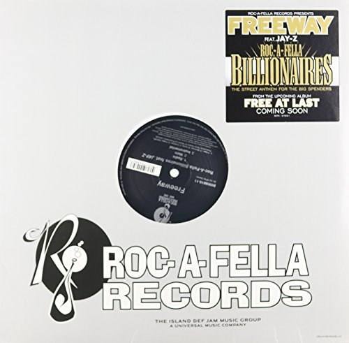 Freeway Roc A Fella Billionaires Explicit Version Feat. Jay Z