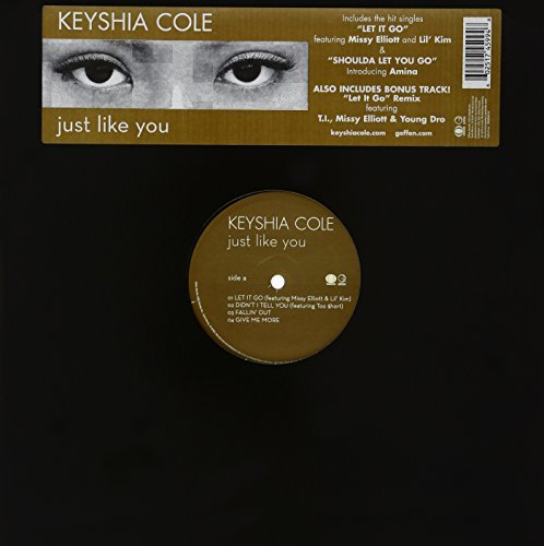Keyshia Cole Just Like You 2 Lp