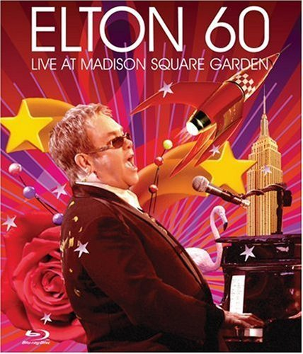 Elton John Elton 60 Live At Madison Squar Clr Blu Ray