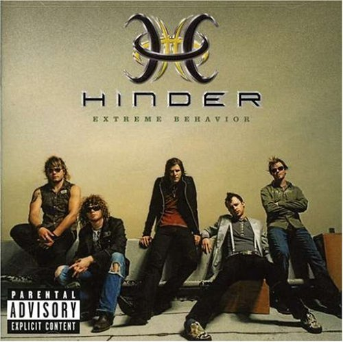 Hinder Extreme Behavior Explicit Version Incl. Bonus DVD Deluxe Ed.