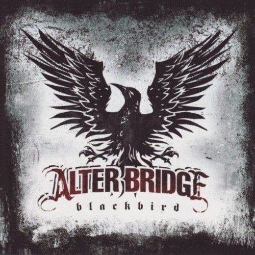 Alter Bridge Blackbird Import Gbr