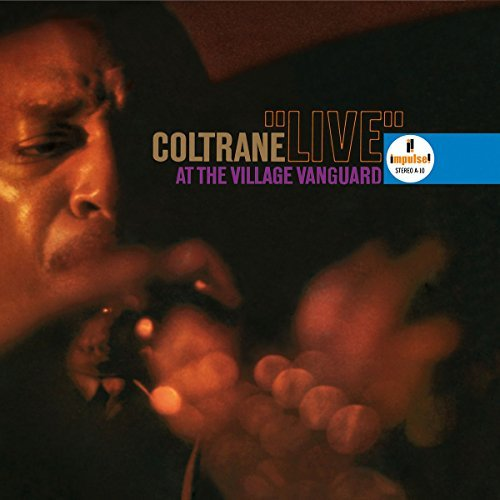 John Coltrane Live At The Village Vanguard