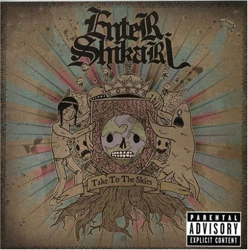 Enter Shikari Take To The Skies Explicit Version