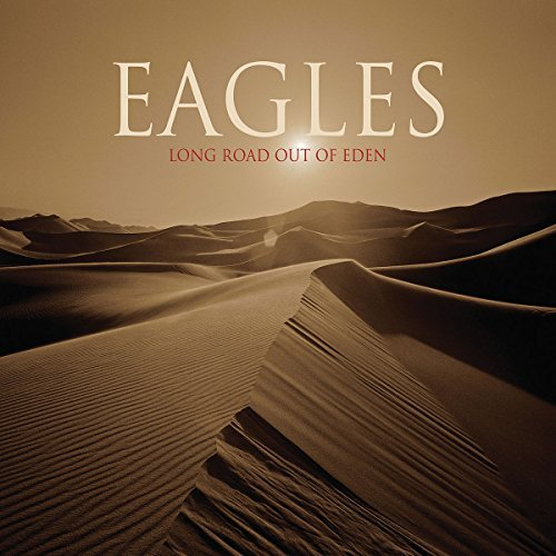 Eagles Long Road Out Of Eden Import Eu 2 CD Set