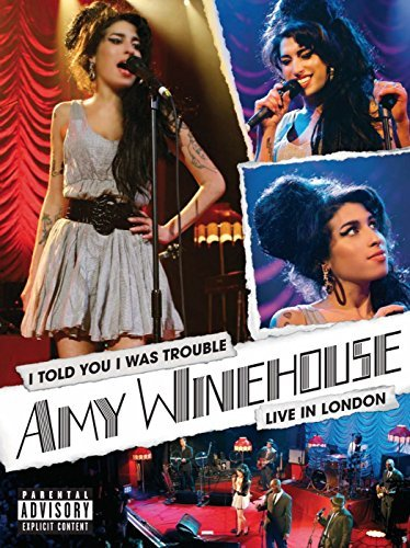 Amy Winehouse I Told You I Was Trouble Explicit Version