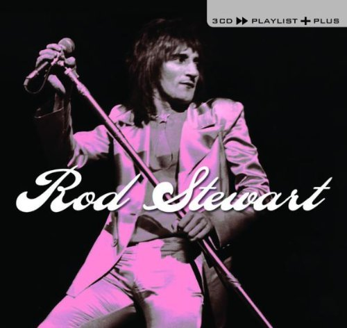 Rod Stewart Playlist Plus 3 CD