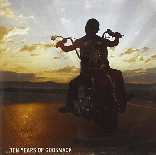 Godsmack Good Times Bad Times 10 Years Clean Version Incl. Bonus DVD