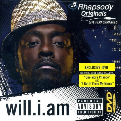 Will.I.Am Rhapsody Originals