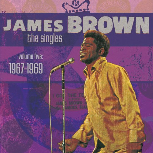James Brown Vol. 5 Singles 1967 69 2 CD
