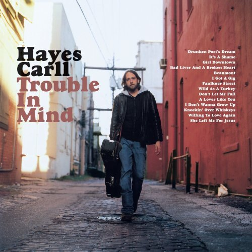 Hayes Carll Trouble In Mind 2 Lp