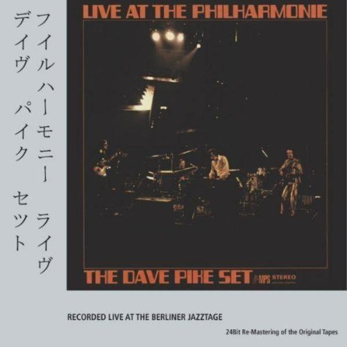 Dave Pike Set Live At The Philharmonie