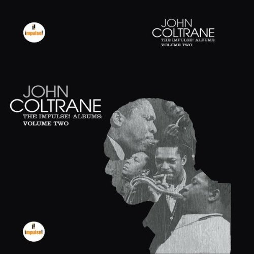 John Coltrane Vol. 2 Impulse! Albums 5 CD