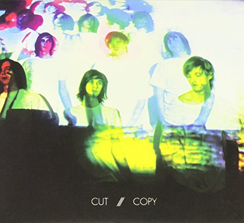 Cut Copy In Ghost Colours