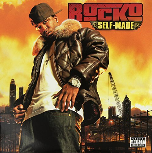 Rocko Self Made Explicit Version 2 Lp Set