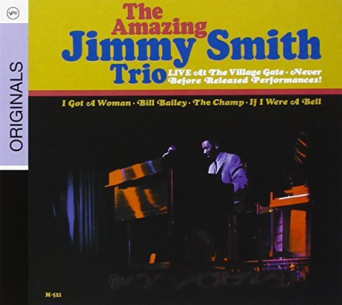 Jimmy Smith Live At The Village Gate