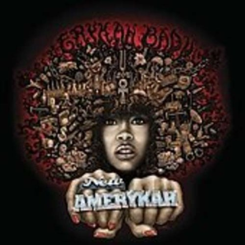 Erykah Badu New Amerykah Part One (4th Wor 2 Lp