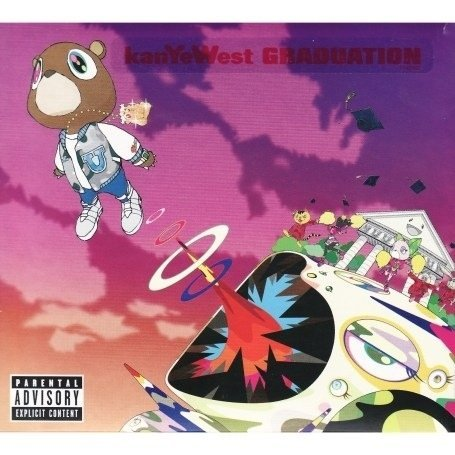 Kanye West Graduation Import Gbr Enhanced CD