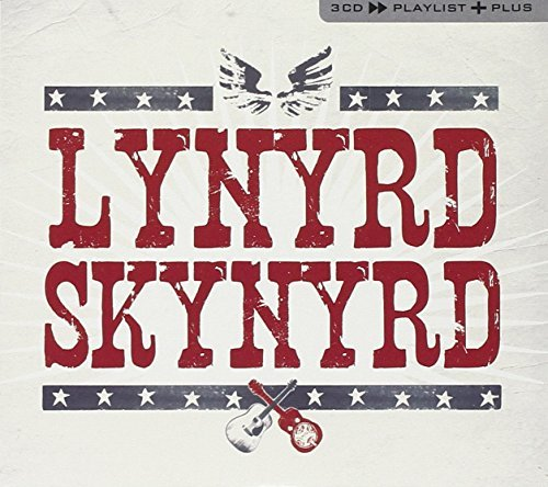Lynyrd Skynyrd Playlist Plus 3 CD