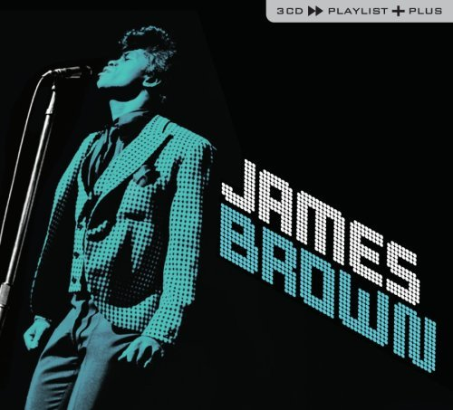 James Brown Playlist Plus 3 CD