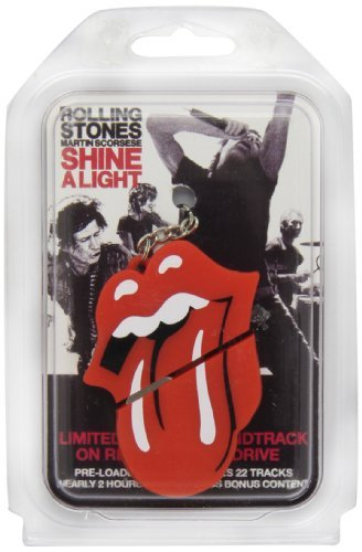 Rolling Stones Shine A Light Pre Loaded Usb Stick