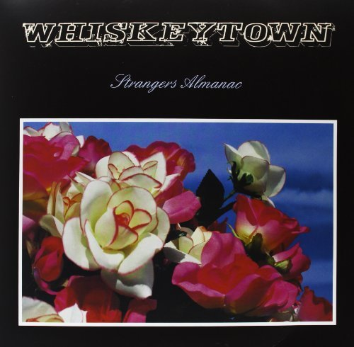 Whiskeytown Strangers Almanac 2 Lp