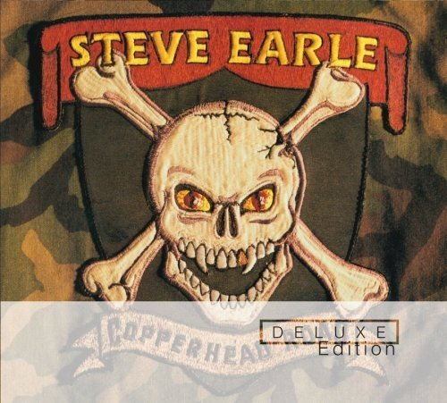 Steve Earle Copperhead Road Deluxe Ed. 2 CD Set