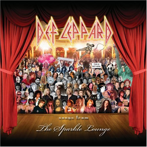 Def Leppard Songs From The Sparkle Lounge