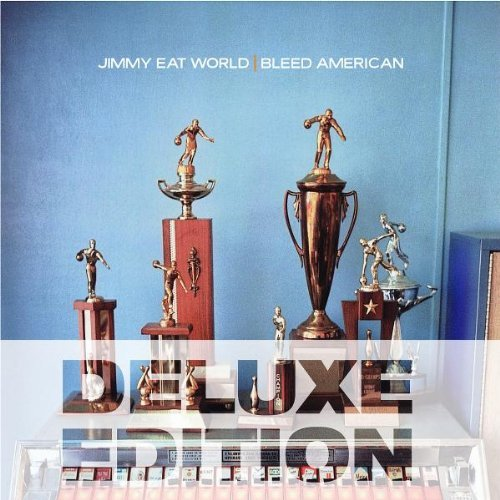 Jimmy Eat World Bleed American Deluxe Ed. 2 CD