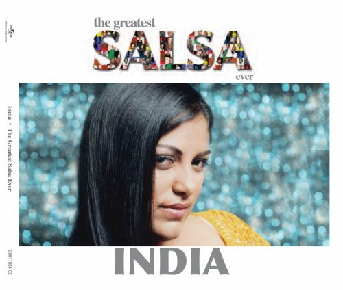 India Greatest Salsa Ever 2 CD Set