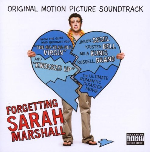 Various Artists Forgetting Sarah Marshall Explicit Version