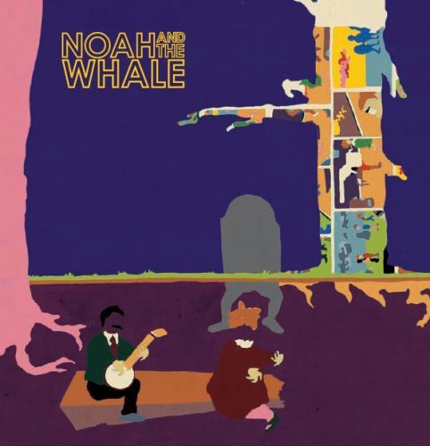 Noah & The Whale Peaceful The World Lays Me Dow Import Gbr