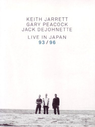 Jarrett Keith Trio Live In Japan 1993 1996 2 DVD