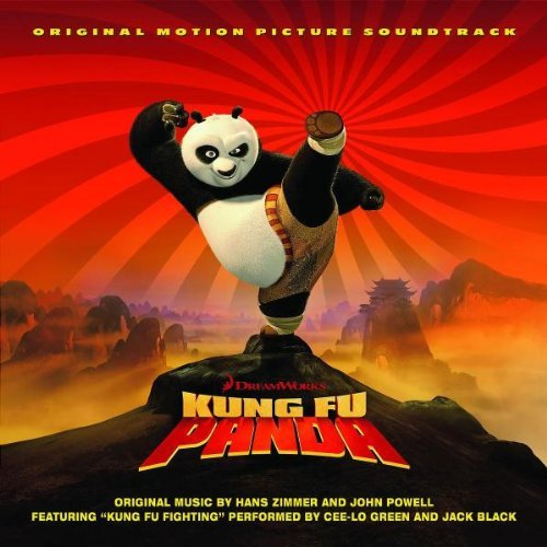 Various Artists Kung Fu Panda