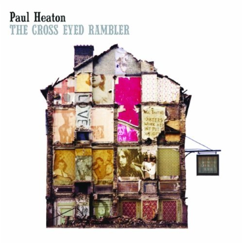 Paul Heaton Cross Eyed Rambler Import Gbr Incl. Bonus Tracks